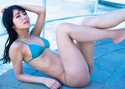 【グラビアエロ画像】石川恋のセクシー姿が魅力ありすぎて一目で恋に落ちそうw(50枚)