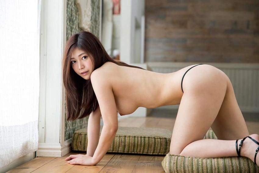 【ヌードエロ画像】香澄はるかの美巨乳ボディ!顔・性格・スタイル全て完璧w(52枚)