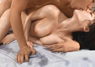 【側位エロ画像】横ハメされている美女は何故こんなにエロいのかwwwwww(52枚)