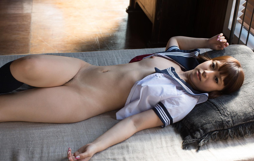 【ヌードエロ画像】初川みなみのエロ画像!清楚美少女が大胆に素肌をさらしますw(51枚) 21