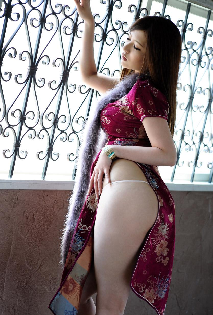 【ヌードエロ画像】春日由衣のグラマラス美乳で妖艶なボディがそそるw(52枚) 08