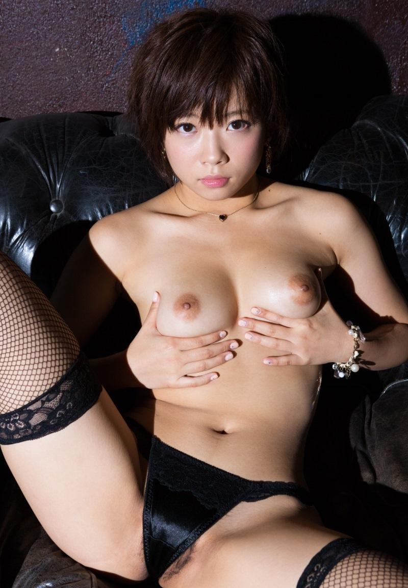 【黒下着エロ画像】美女の黒い下着姿のエロさは神wwwwww(50枚) 05