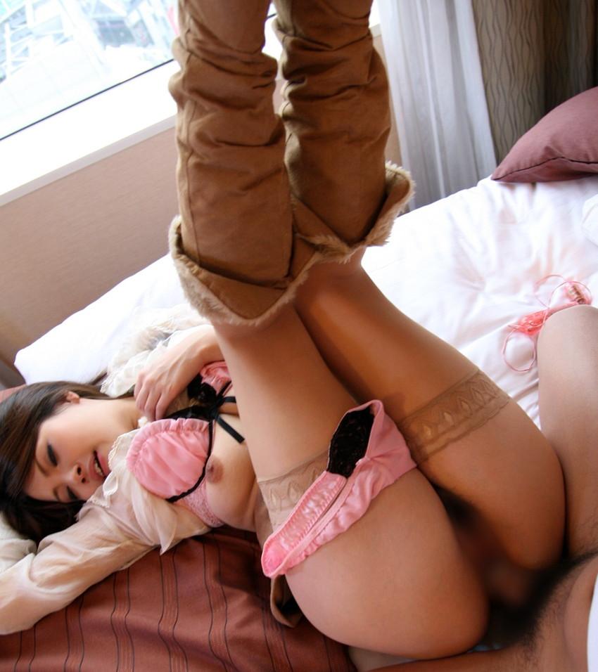 【ブーツエロ画像】美女のブーツ履き姿エロ杉抜いたwwwwww(50枚) 07