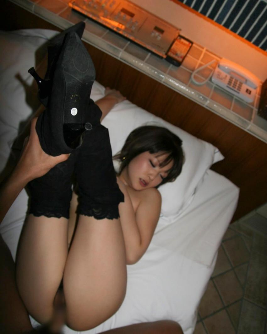 【ブーツエロ画像】美女のブーツ履き姿エロ杉抜いたwwwwww(50枚) 26