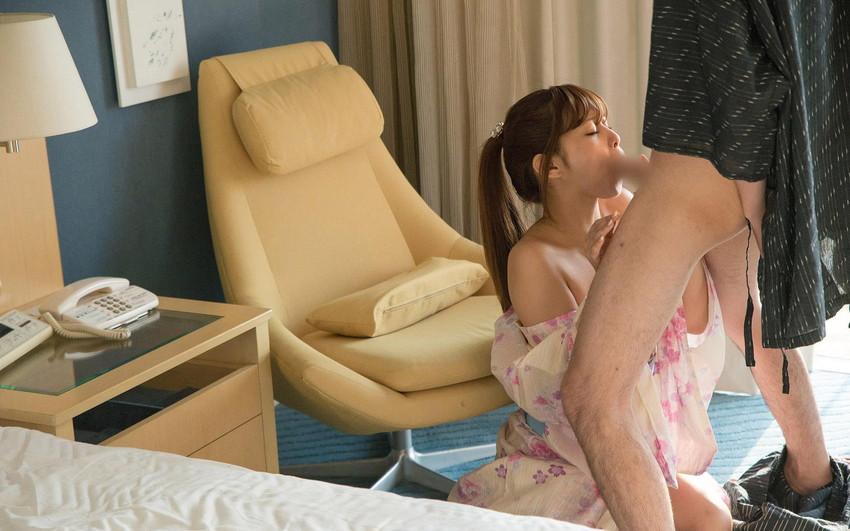 【浴衣エロ画像】美女の激エロ浴衣姿に欲情必至wwwwww(54枚) 51