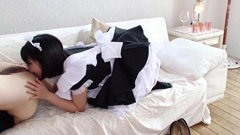 【ヌードエロ画像】メイド兼AV女優!浅田結梨の御奉仕セックス画像!(50枚) 04