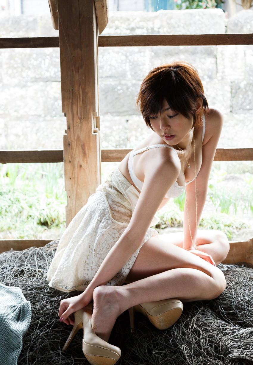 【ヌードエロ画像】人気モデル卯水咲流のセックスエロ画像(50枚) 07