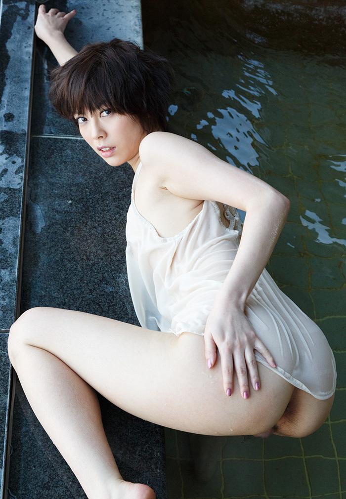 【ヌードエロ画像】人気モデル卯水咲流のセックスエロ画像(50枚) 20