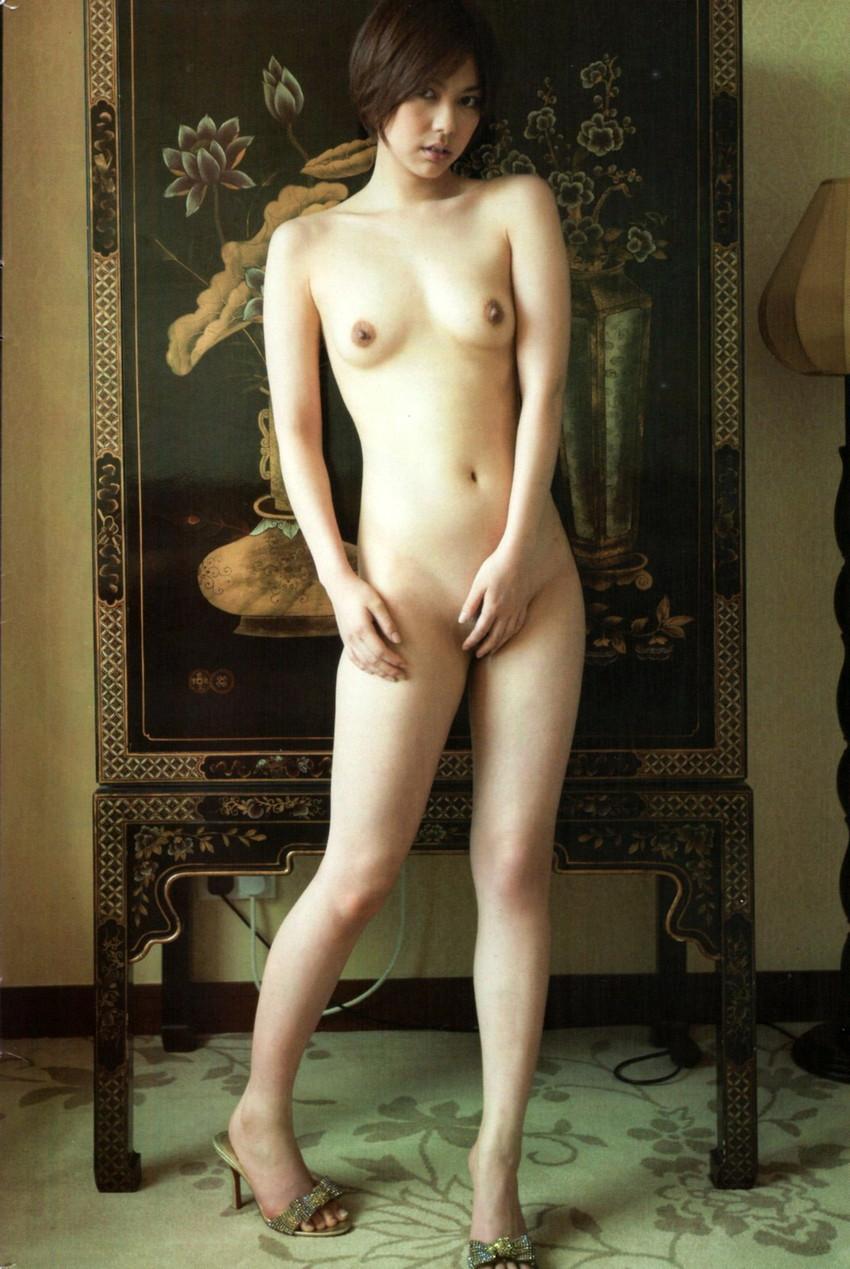 【ヌードエロ画像】人気モデル卯水咲流のセックスエロ画像(50枚) 30