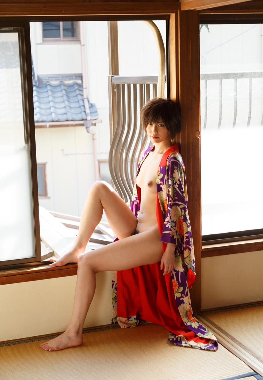 【ヌードエロ画像】人気モデル卯水咲流のセックスエロ画像(50枚) 42