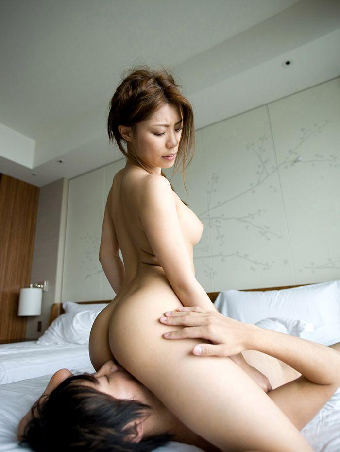【岩清水エロ画像】美女の淫らな顔面騎乗姿w清らかな愛液を味わえそうw(50枚) 39