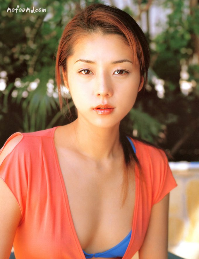 【グラビアエロ画像】吉岡美穂の懐かしきセクシー姿はいつ見てもメチャシコw(50枚) 23