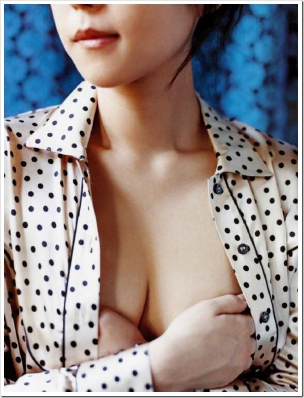 【グラビアエロ画像】吉岡美穂の懐かしきセクシー姿はいつ見てもメチャシコw(50枚) 44