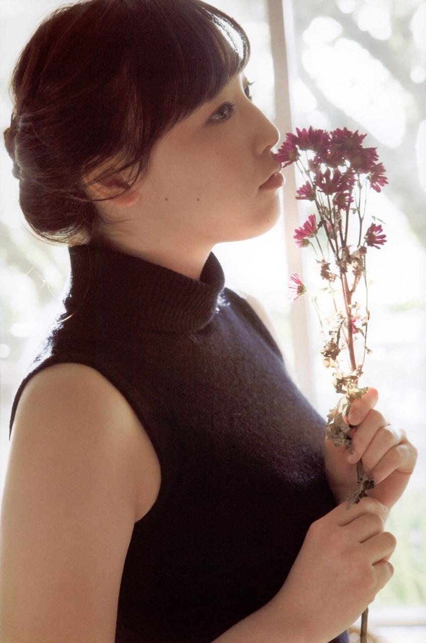【グラビアエロ画像】モーニング娘。譜久村聖のセクシー姿!巨乳好き必見!(50枚) 06