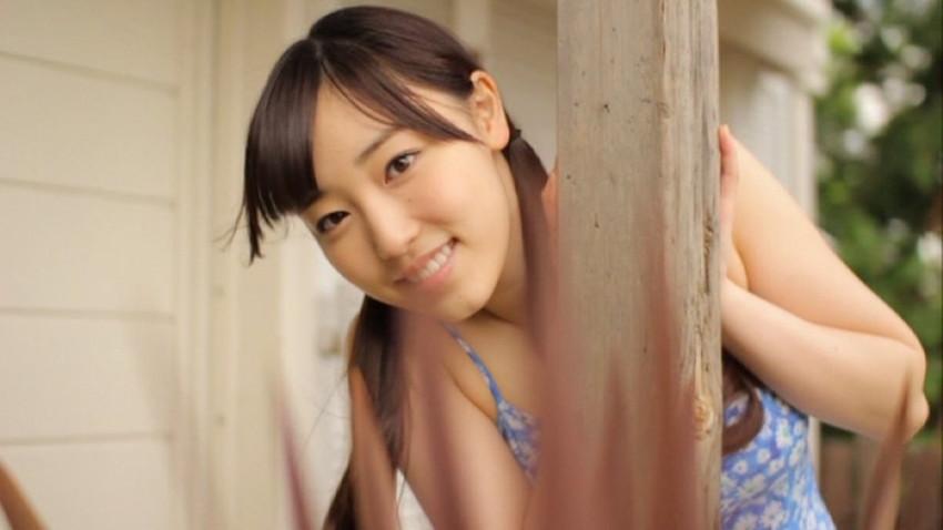 【グラビアエロ画像】モーニング娘。譜久村聖のセクシー姿!巨乳好き必見!(50枚) 10