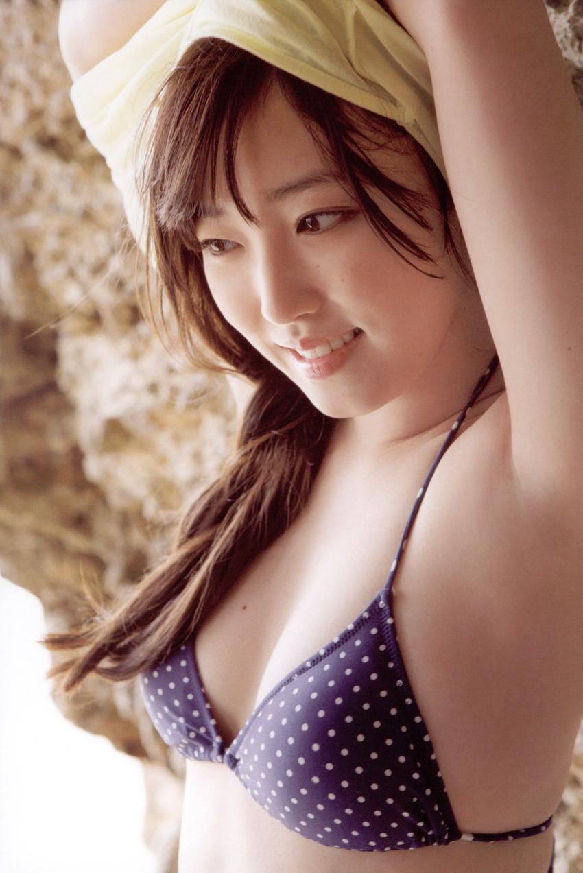 【グラビアエロ画像】モーニング娘。譜久村聖のセクシー姿!巨乳好き必見!(50枚) 30
