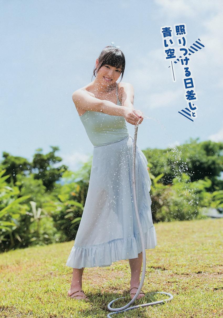 【グラビアエロ画像】モーニング娘。譜久村聖のセクシー姿!巨乳好き必見!(50枚) 34