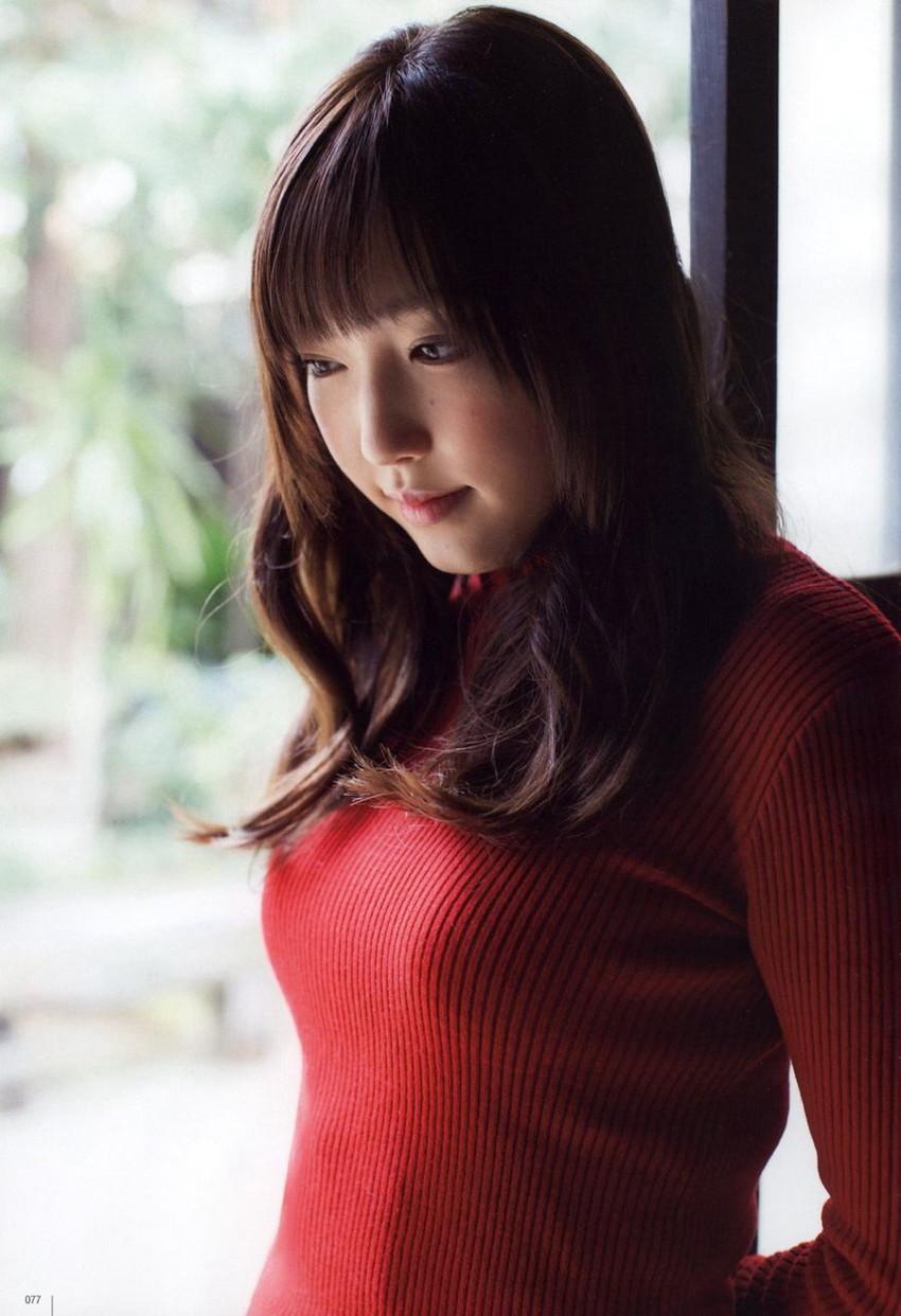 【グラビアエロ画像】モーニング娘。譜久村聖のセクシー姿!巨乳好き必見!(50枚) 35