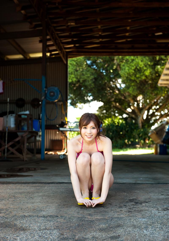 【ヌードエロ画像】加藤リナの美しい色白スレンダーボディがぐうしこw(52枚) 13