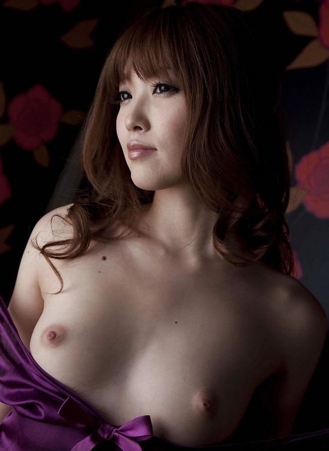 【ヌードエロ画像】加藤リナの美しい色白スレンダーボディがぐうしこw(52枚) 42