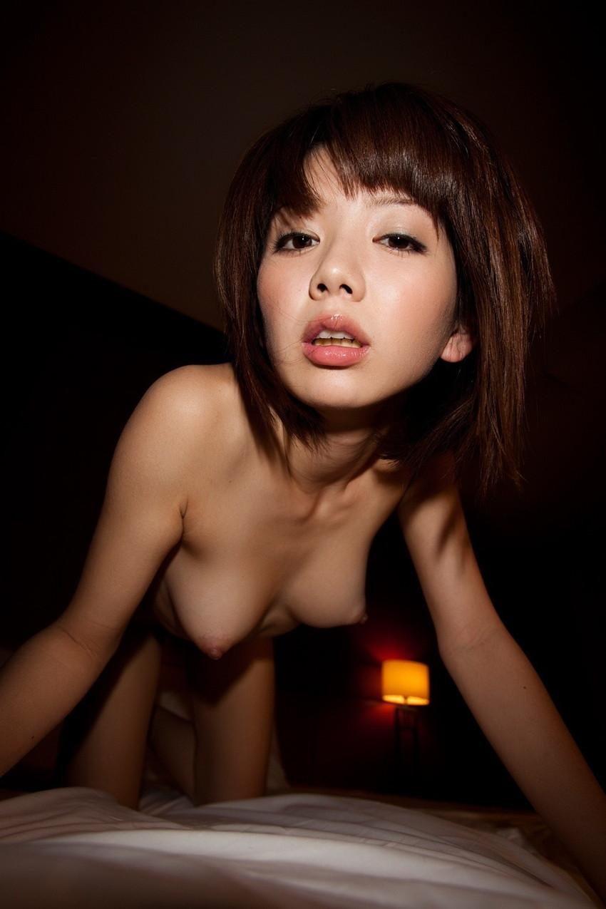 【ヌードエロ画像】元ALC職人!希美まゆの小柄ボディがめちゃカワw(50枚) 38