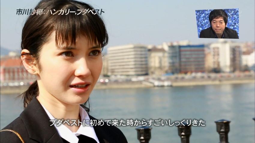 【グラビアエロ画像】市川紗椰の上品なセクシー姿!隠れ巨乳で有名です!(50枚) 12