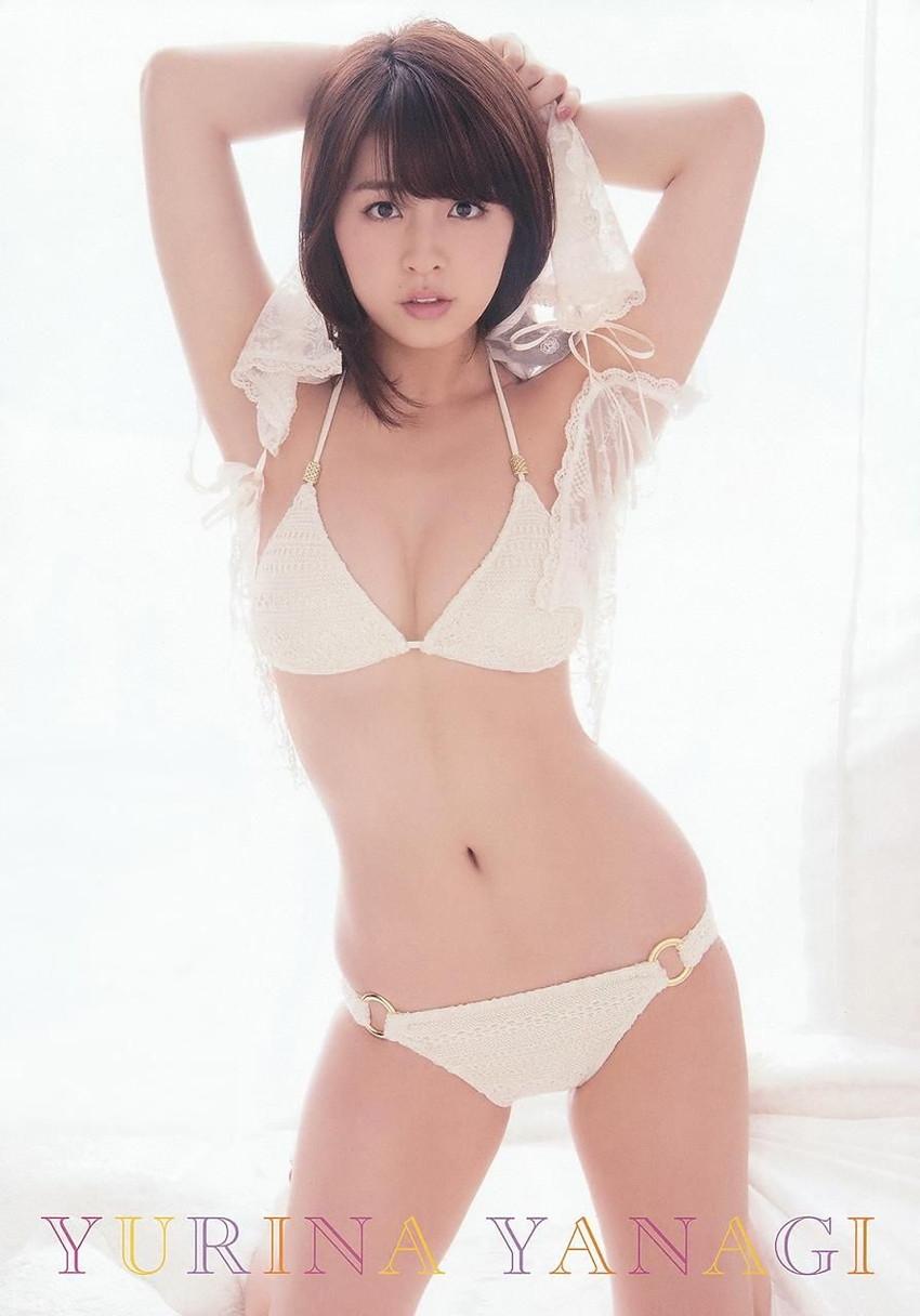 【グラビアエロ画像】ビキニの女神降臨!柳ゆり菜のセクシー画像!(54枚) 31