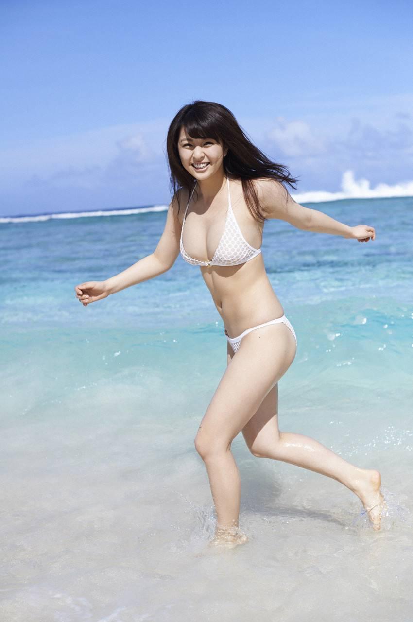【グラビアエロ画像】ビキニの女神降臨!柳ゆり菜のセクシー画像!(54枚) 39