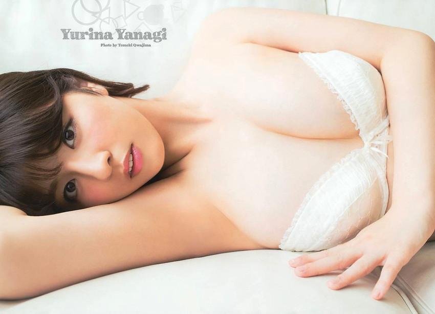 【グラビアエロ画像】ビキニの女神降臨!柳ゆり菜のセクシー画像!(54枚) 54