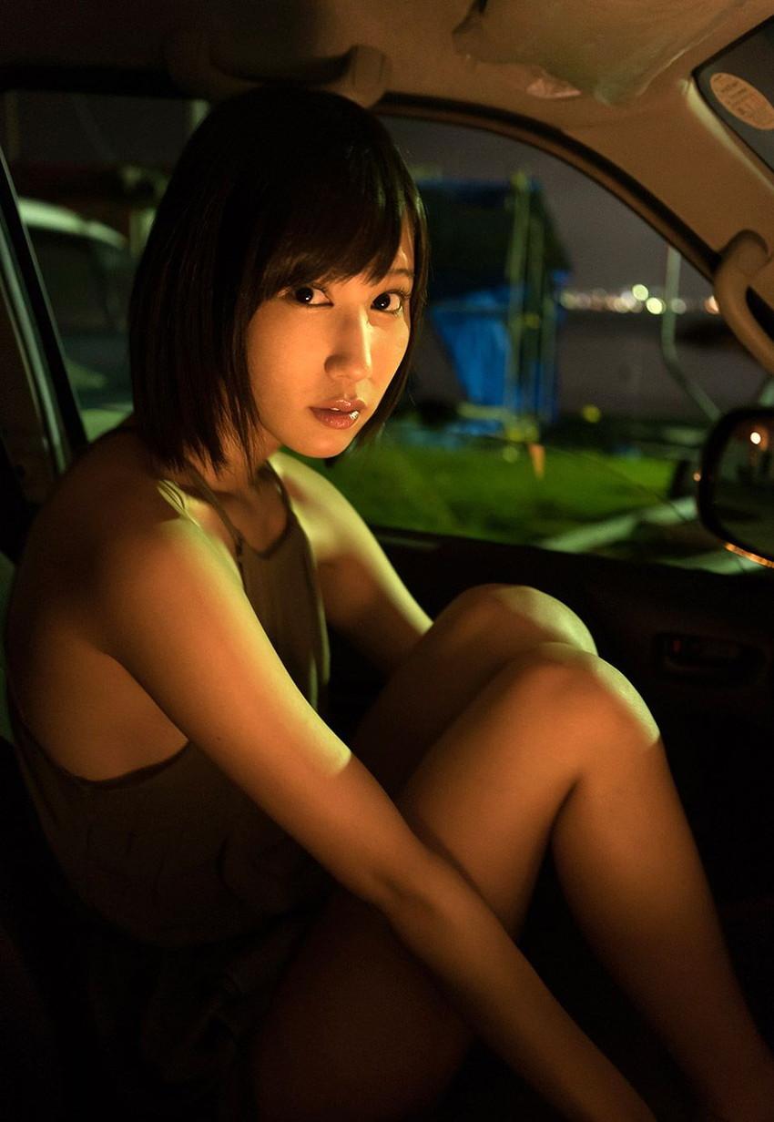 【ヌードエロ画像】輝くAV女優!湊莉久のエロキュートなセックス画像!(52枚) 04