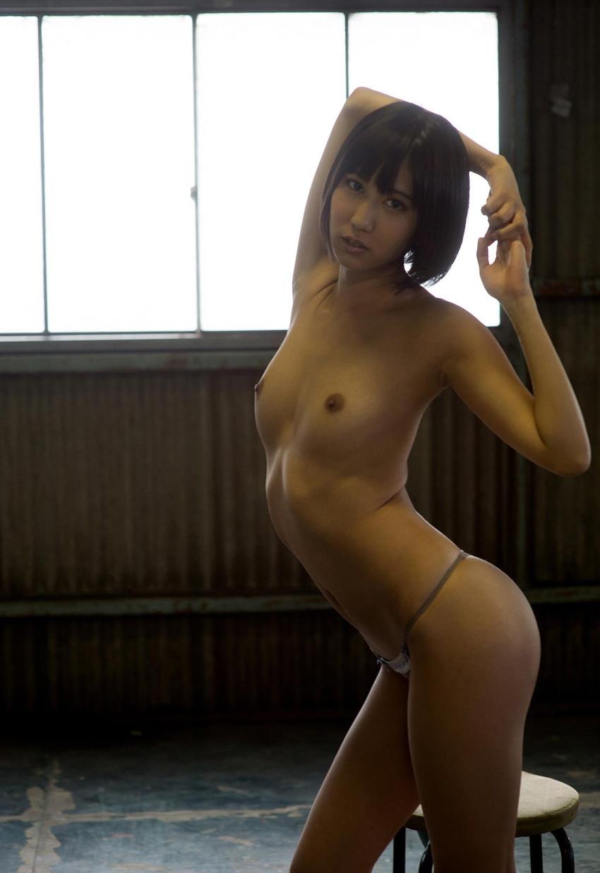 【ヌードエロ画像】輝くAV女優!湊莉久のエロキュートなセックス画像!(52枚) 51