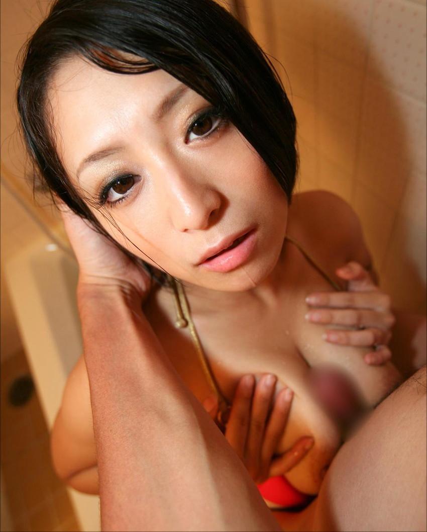 【パイズリエロ画像】紅葉合わせとも呼ばれる美女のパイズリ姿がメチャシコw(51枚) 25
