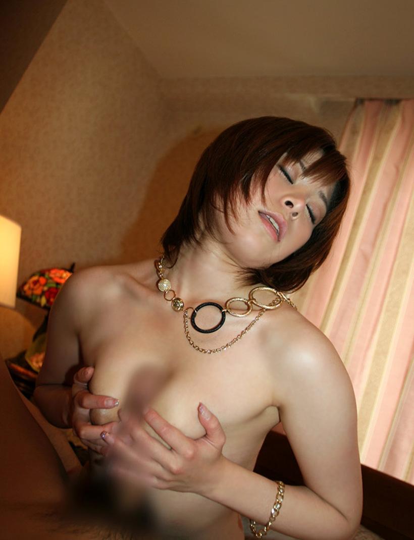 【パイズリエロ画像】紅葉合わせとも呼ばれる美女のパイズリ姿がメチャシコw(51枚) 41