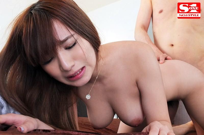 【ヌードエロ画像】釣鐘型美巨乳が激エロな園田みおんのセックス姿w(50枚) 31