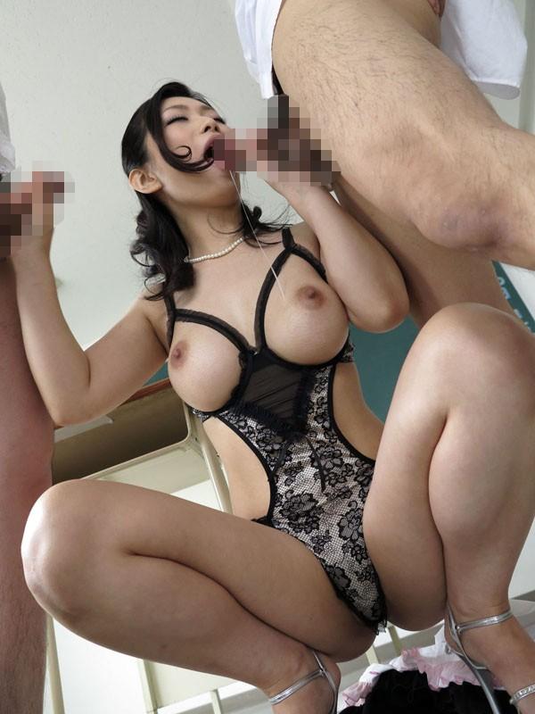 【裸体エロ画像】清楚で妖艶!妃乃ひかりの高貴なセックスエロ画像www(50枚) 21