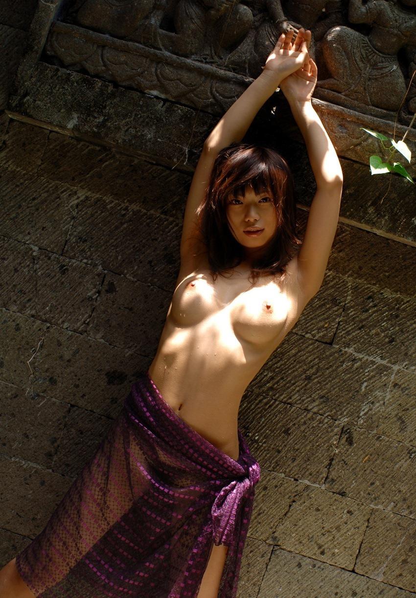 【裸体エロ画像】清楚で妖艶!妃乃ひかりの高貴なセックスエロ画像www(50枚) 29