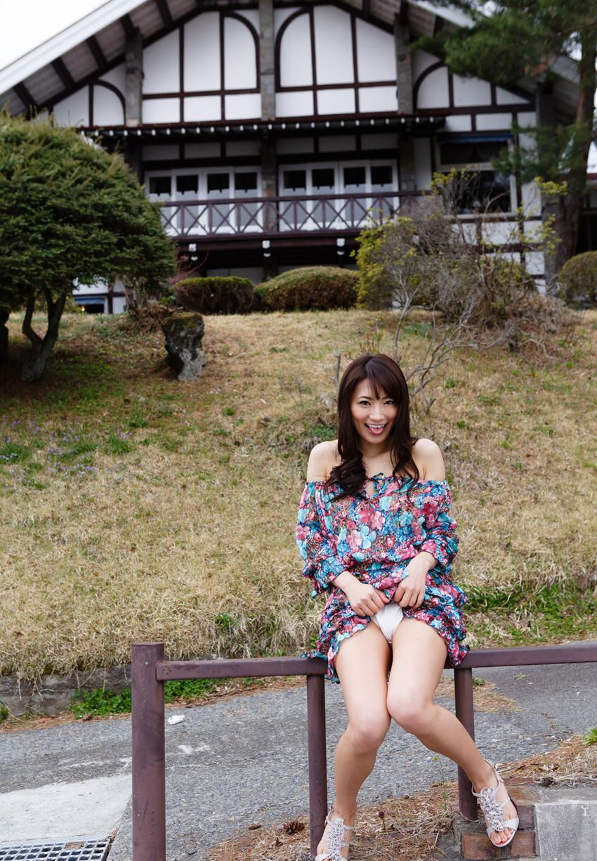 【ヌードエロ画像】№1オナニストとして名高い香西咲のセックスエロ画像!(50枚) 03