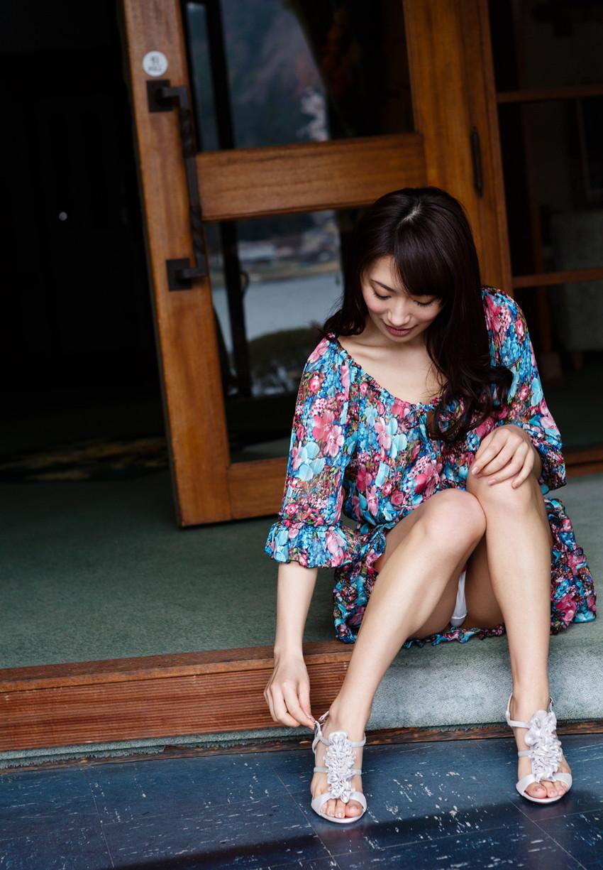 【ヌードエロ画像】№1オナニストとして名高い香西咲のセックスエロ画像!(50枚) 10