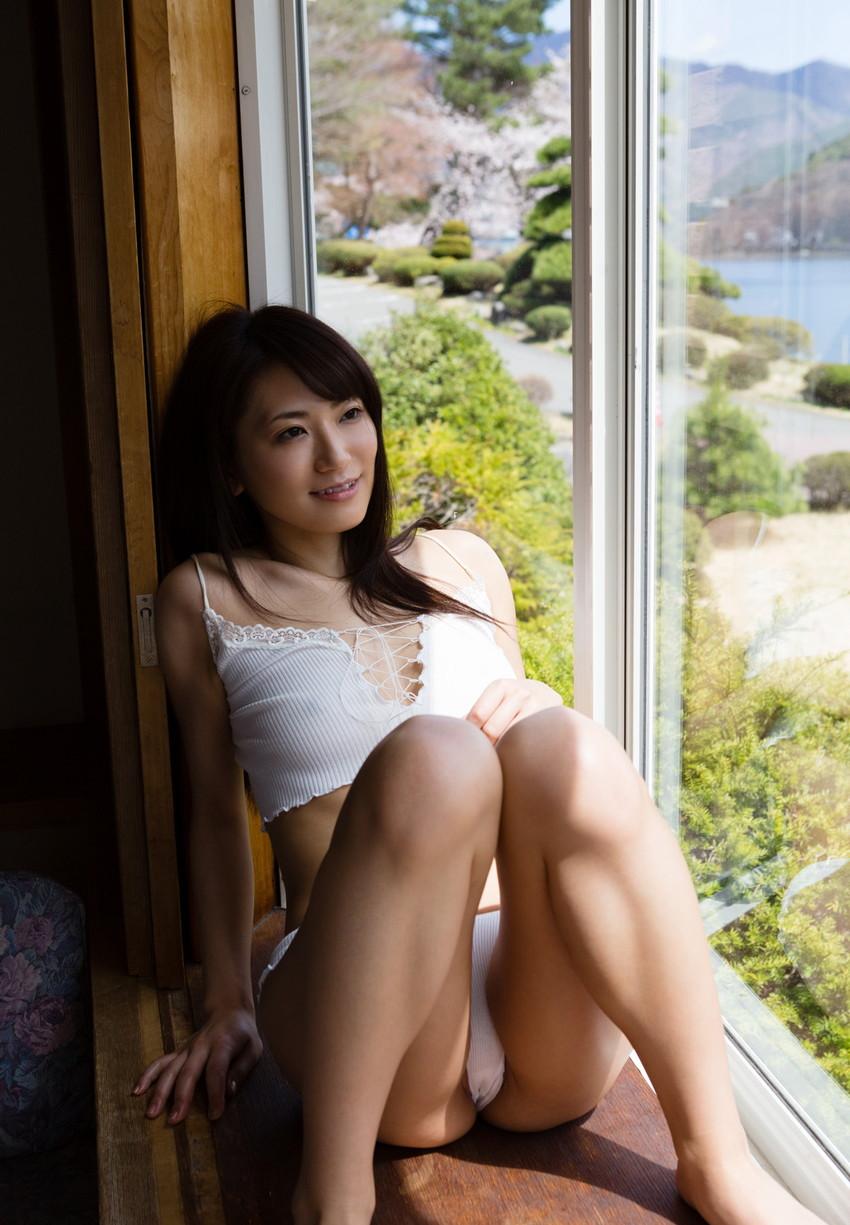 【ヌードエロ画像】№1オナニストとして名高い香西咲のセックスエロ画像!(50枚) 43