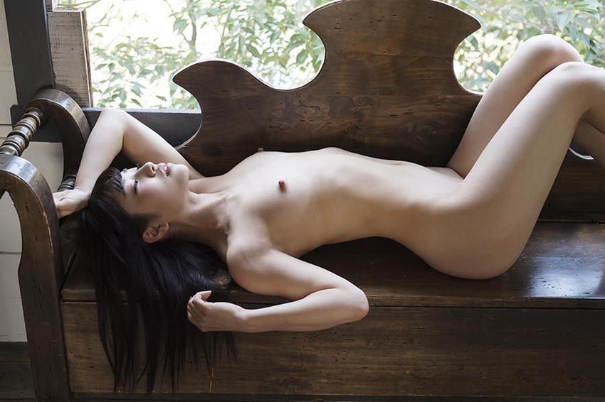 【ヌードエロ画像】専属AV女優になった元OL!市川まさみのセックスエロ姿!(50枚) 02