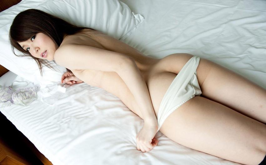 【ヌードエロ画像】清楚な碧しのが細身の身体を淫らにさらすセックスエロ姿!(50枚) 34
