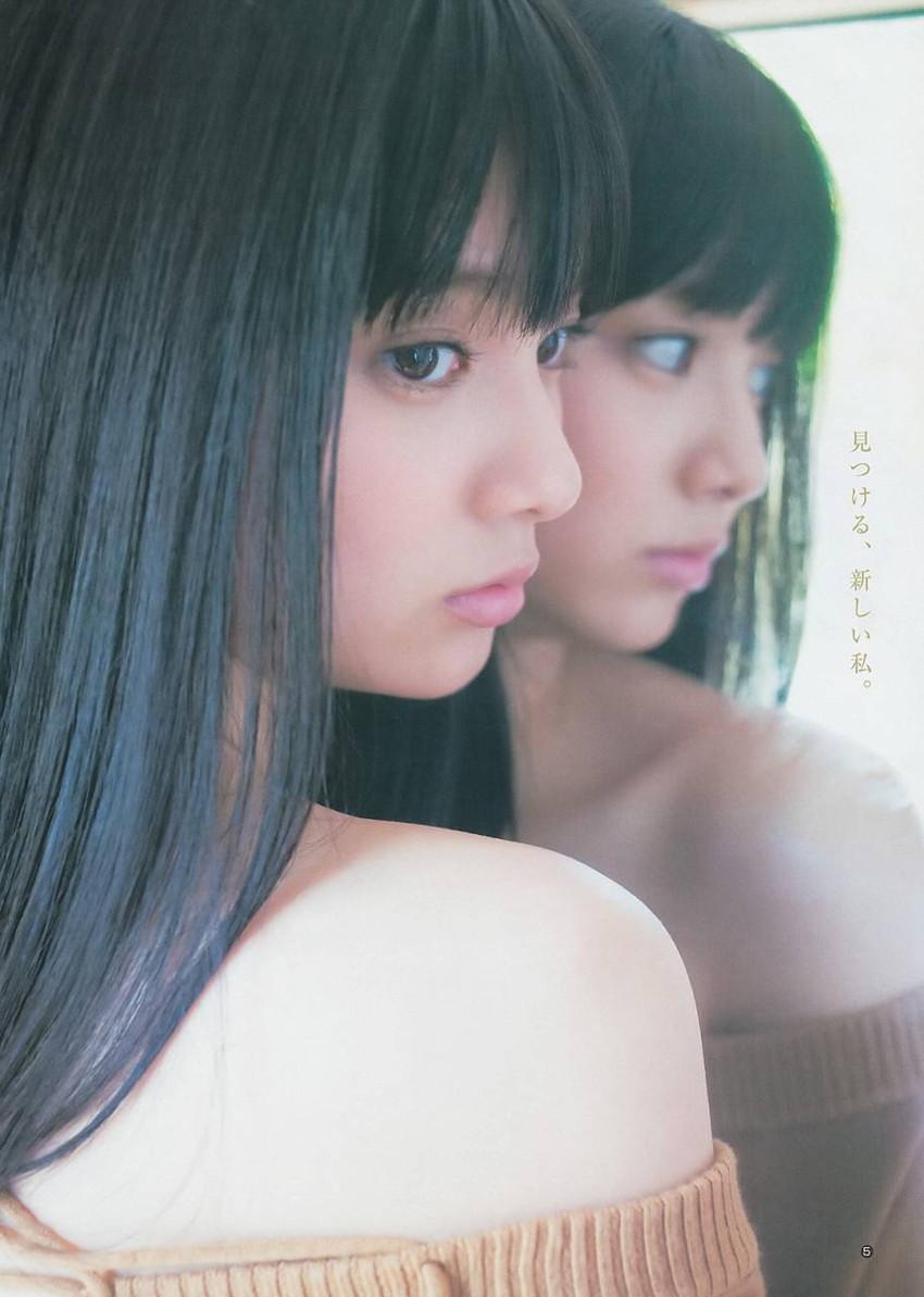 【グラビアエロ画像】可愛すぎる新川優愛のセクシー画像!(50枚) 18