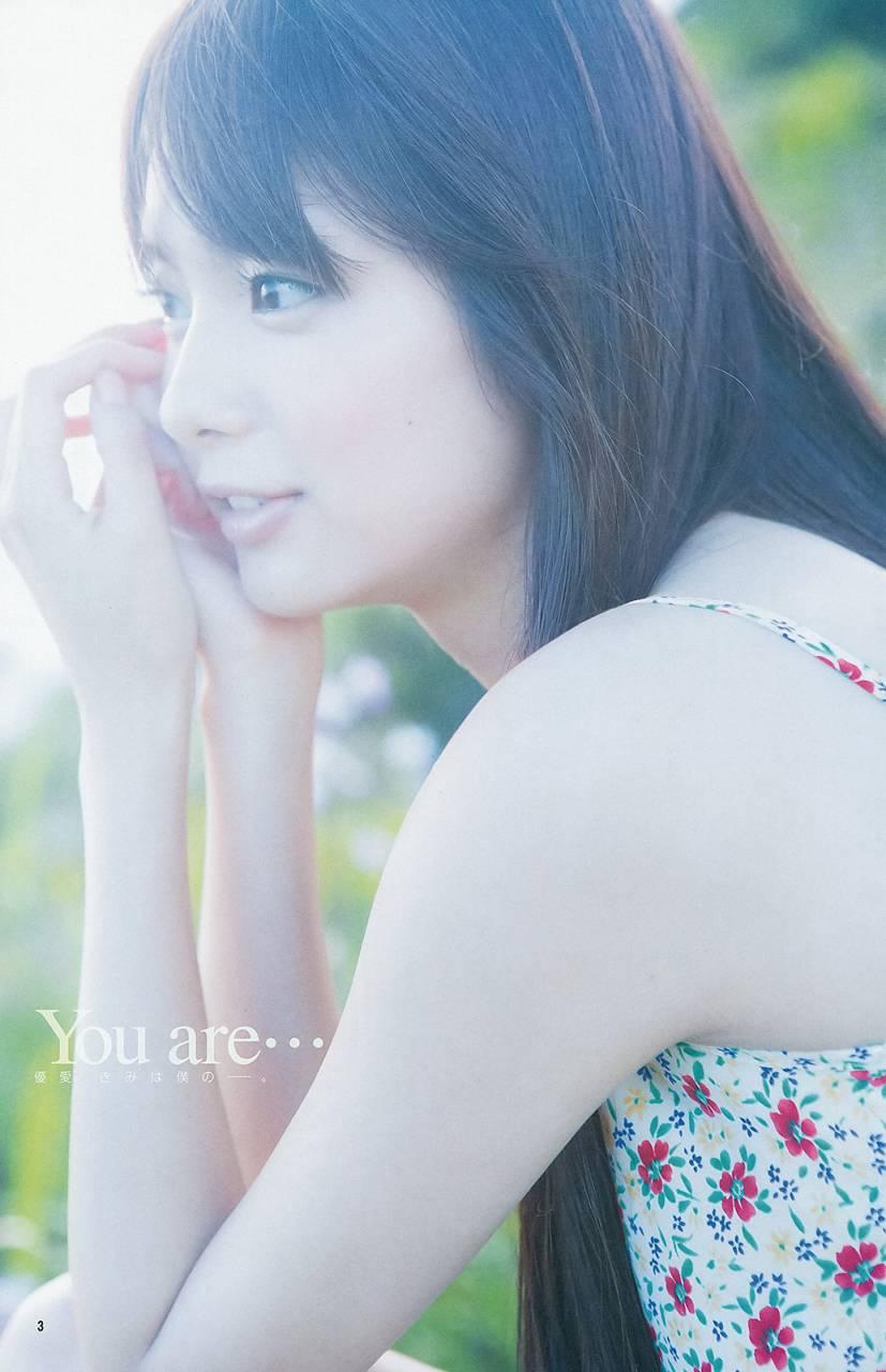 【グラビアエロ画像】可愛すぎる新川優愛のセクシー画像!(50枚) 36
