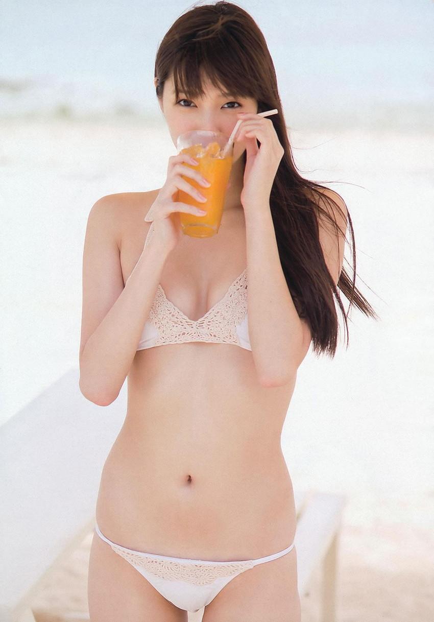 【グラビアエロ画像】可愛すぎる新川優愛のセクシー画像!(50枚) 49