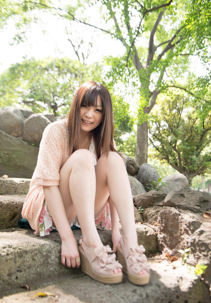 【ヌードエロ画像】笑顔が可憐な葉月可恋のキュートフェイスがエロ可愛いww(50枚) 03