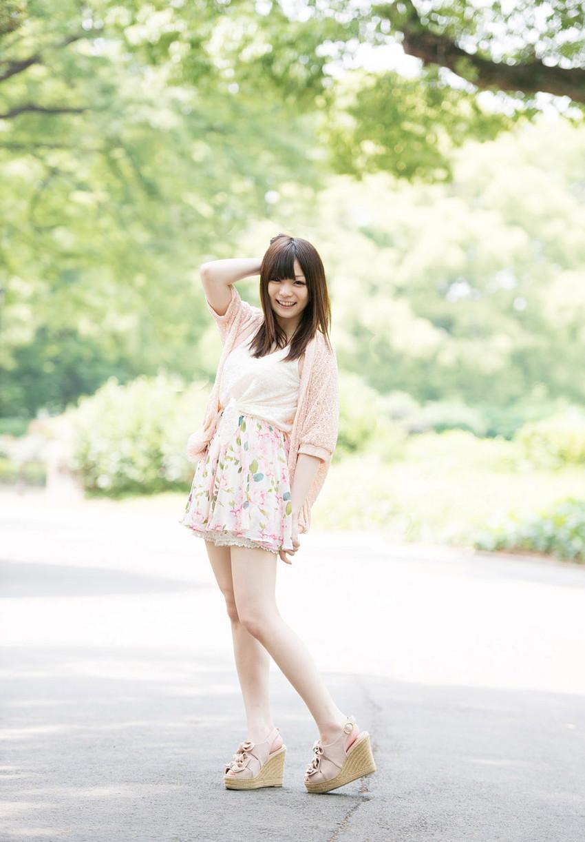【ヌードエロ画像】笑顔が可憐な葉月可恋のキュートフェイスがエロ可愛いww(50枚) 10
