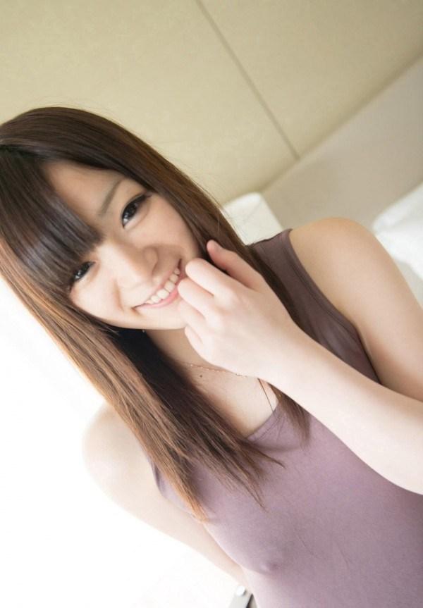 【ヌードエロ画像】笑顔が可憐な葉月可恋のキュートフェイスがエロ可愛いww(50枚) 14