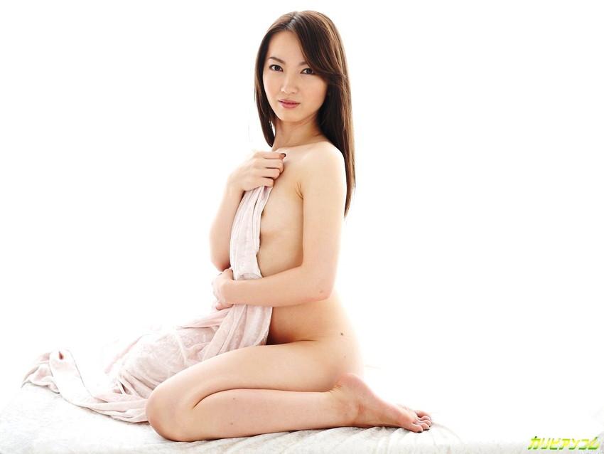 【色白美人エロ画像】葉山瞳のセックス姿が即ハボ必至のエロさwwww(50枚) 25