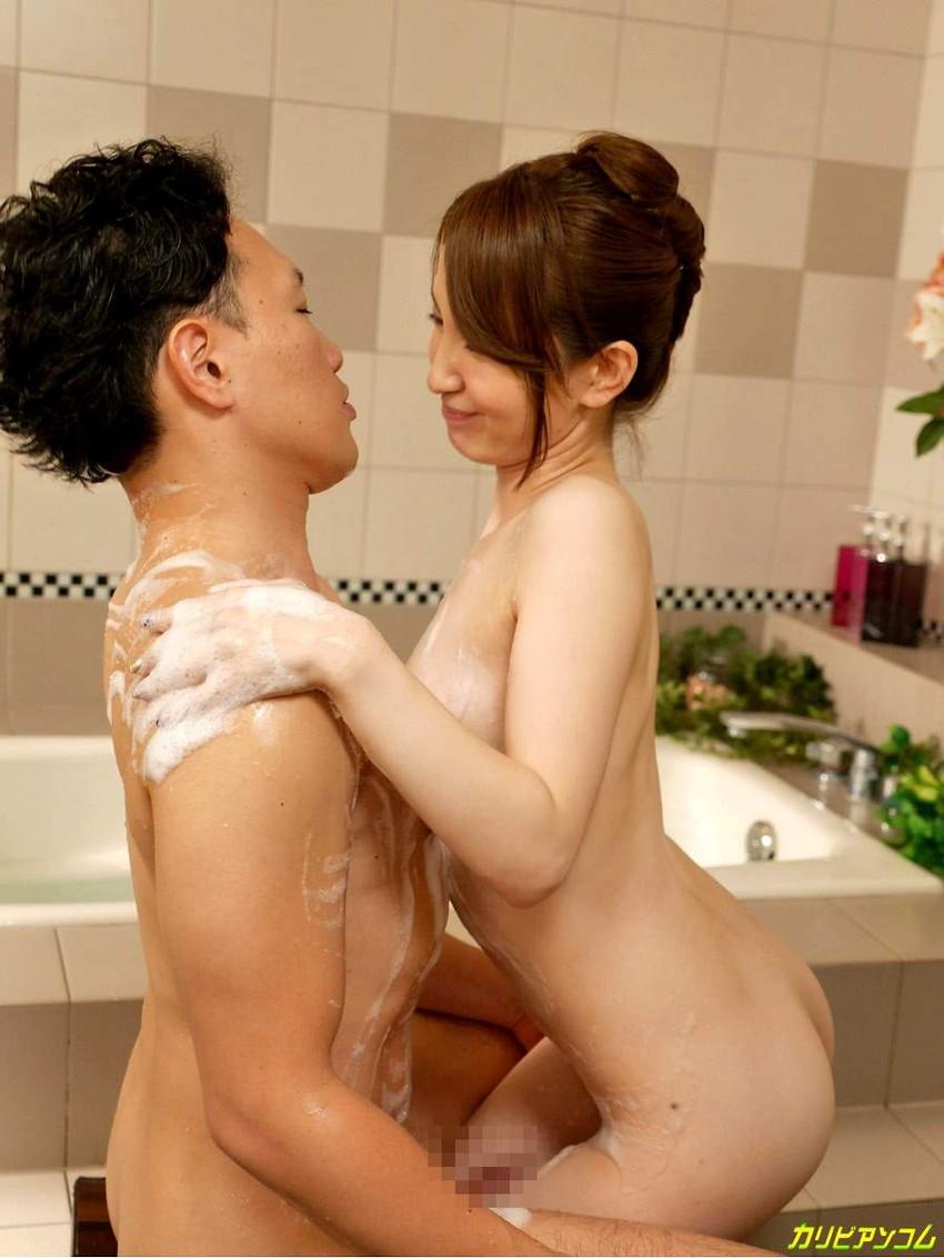 【色白美人エロ画像】葉山瞳のセックス姿が即ハボ必至のエロさwwww(50枚) 43