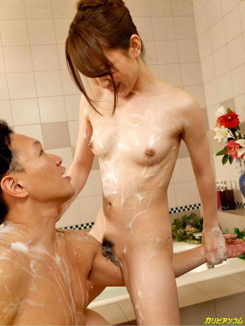 【色白美人エロ画像】葉山瞳のセックス姿が即ハボ必至のエロさwwww(50枚) 44